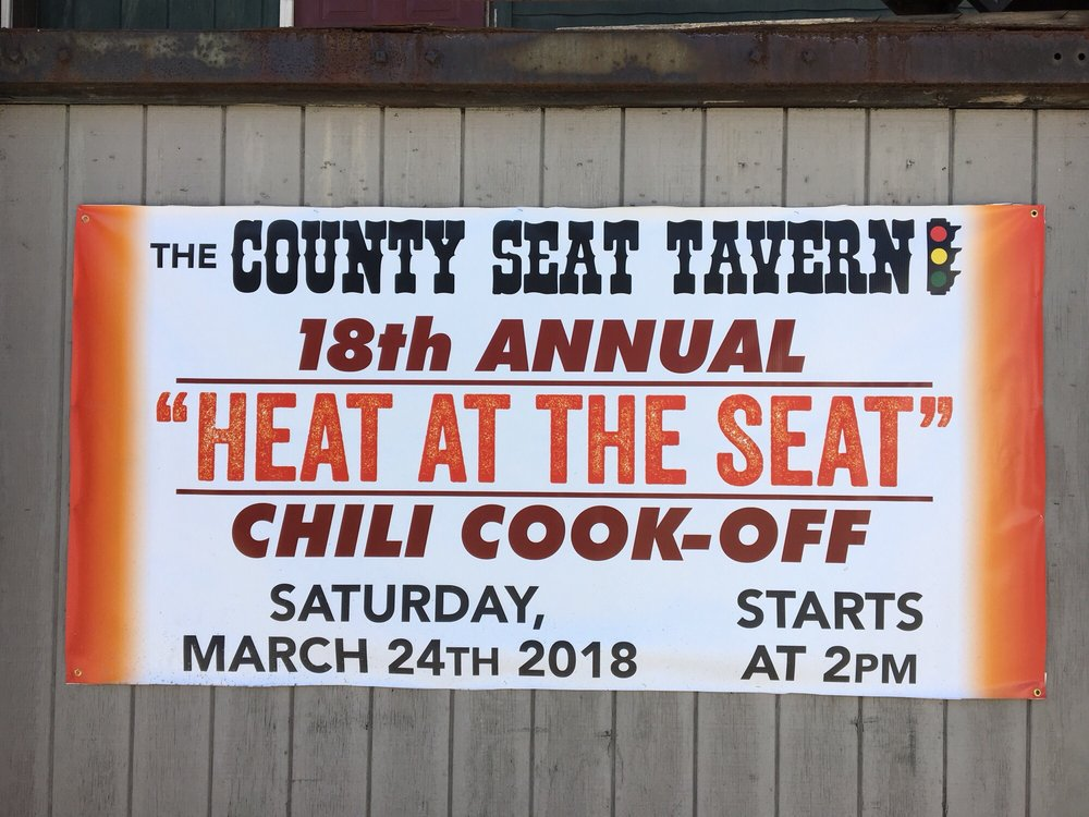County Seat Hotel Tavern: 32 Public Ave, Montrose, PA