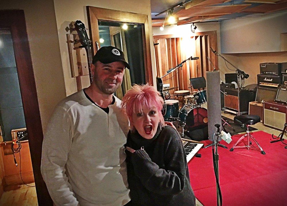 Threshold Recording Studios NYC: 440 W 41st St, New York, NY