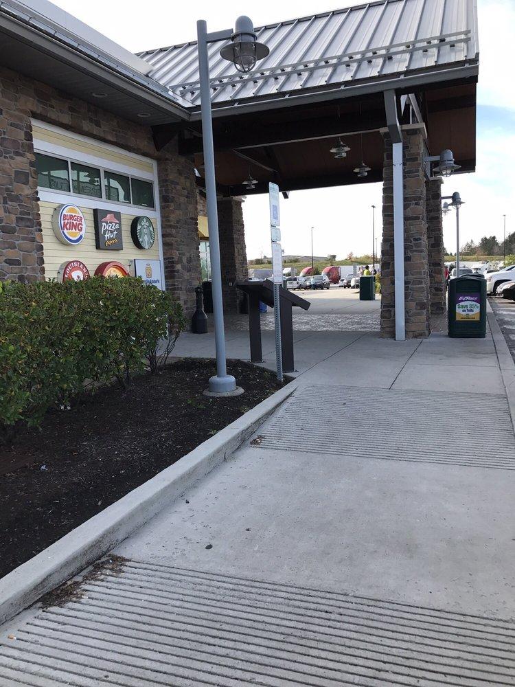 South Somerset Service Plaza: Somerset, PA