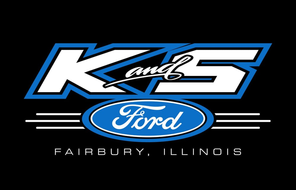 K & S Ford: 103 N 7th St, Fairbury, IL