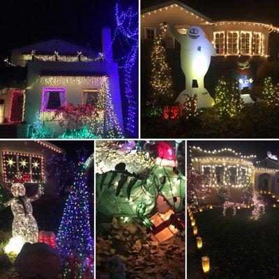 Reviews ... - Christmas Tree Lane 3200 Thompson Ave Alameda, CA Tourist