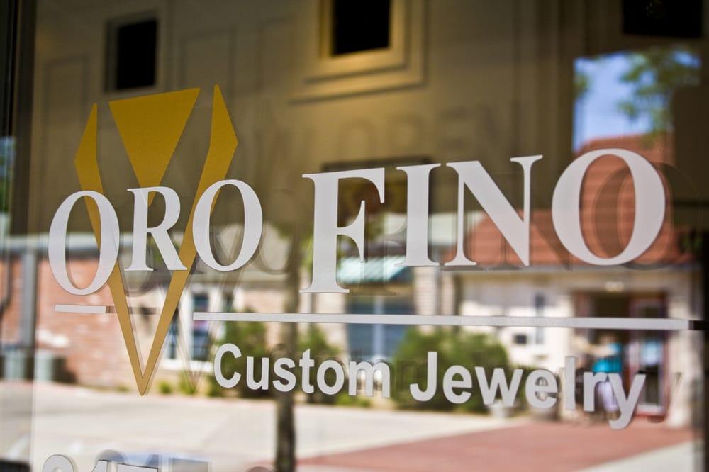 Oro Fino Custom Jewelry