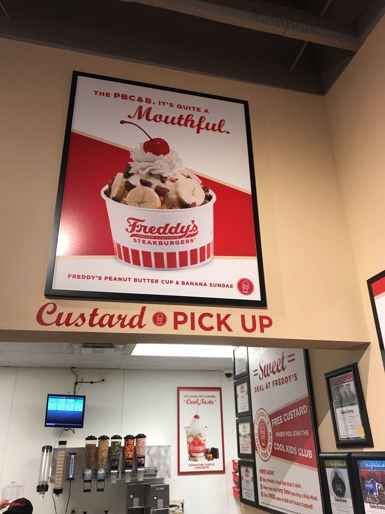 Freddy's Frozen Custard & Steakburgers: 2100 SE Washington Blvd, Bartlesville, OK