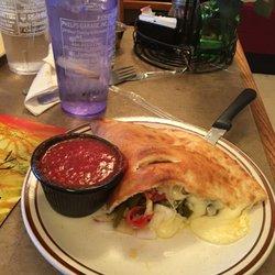 Photo Of Pino S Pizza Italian Restaurant Omattox Va United States Stromboli