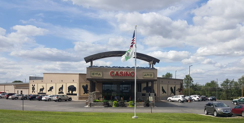 White Cloud Casino: 777 Jackpot Dr, White Cloud, KS