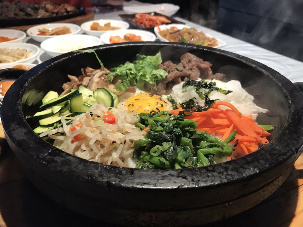 Food from Modurang Family Korean Restaurant