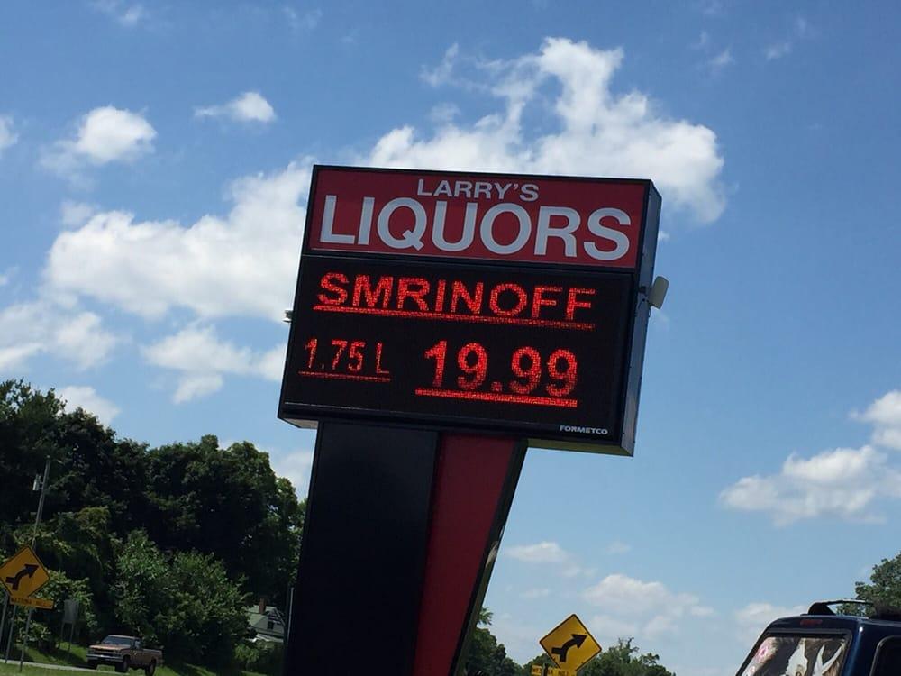 Larry's Liquor Store: 6668 N Dupont Hwy, Dover, DE