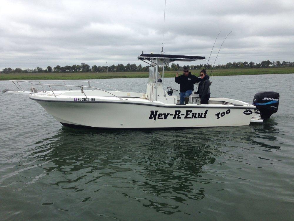 Nev-R-Enuf Sportfishing