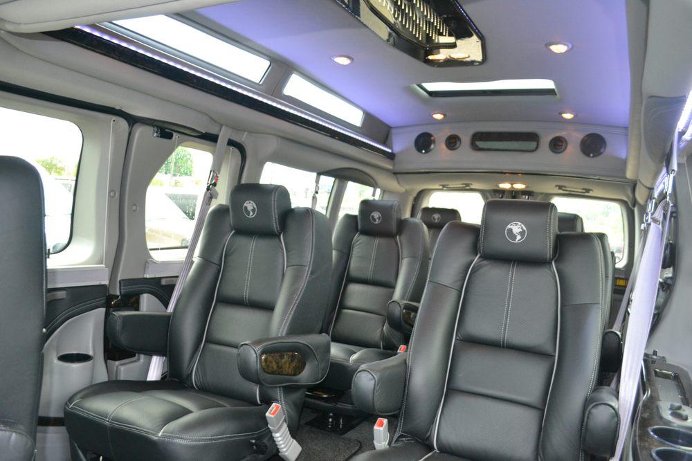 Luxury Van Seats 8  - Yelp