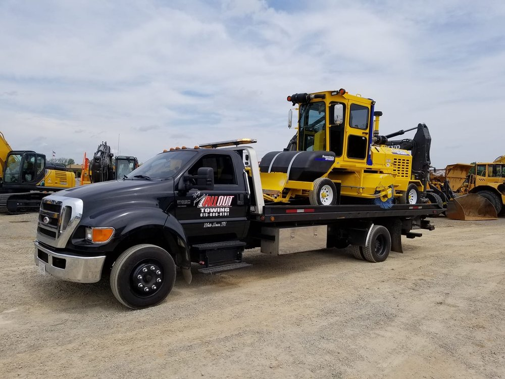 Nicky Formosa All Out Towing: 448 Calista Rd, White House, TN