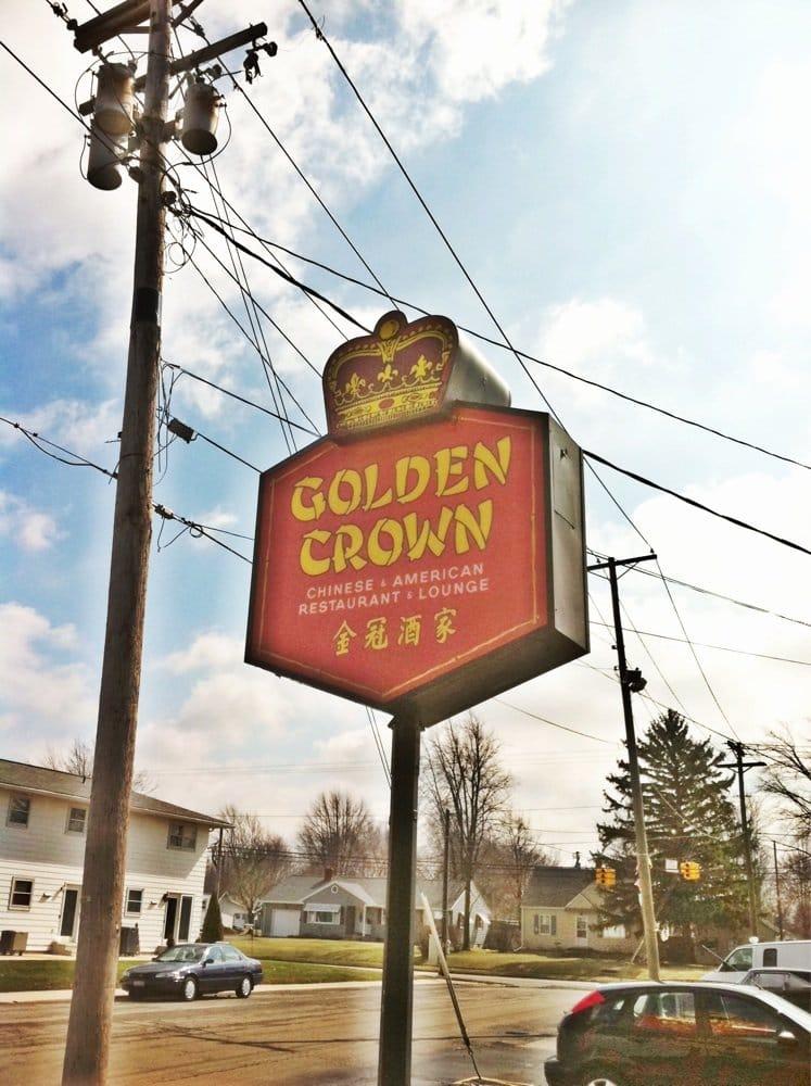 Golden Crown Restaurant: 126 Dwight St, Tiffin, OH
