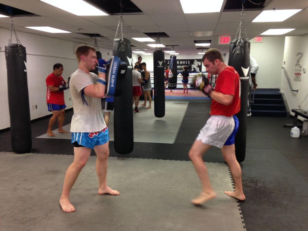 Algeo MMA & Kickboxing: 970 Pulaski Dr, King of Prussia, PA