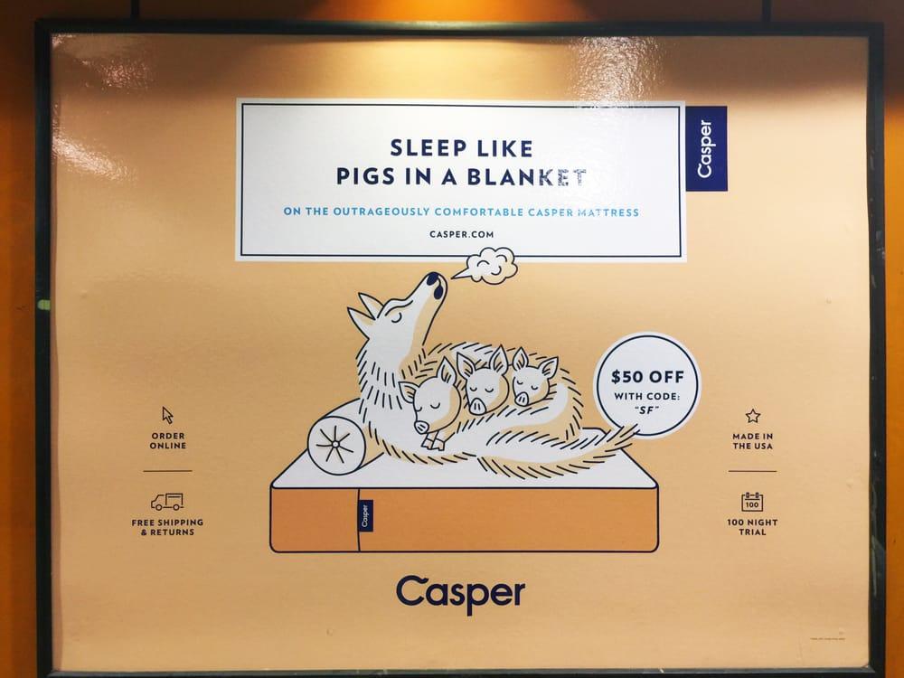 Photos for Casper - Yelp