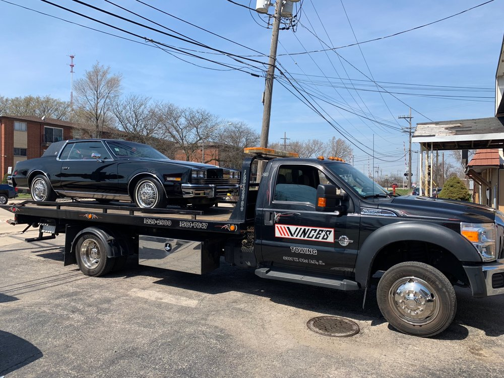 Vince's Towing: 3361 W 91st St, Evergreen Park, IL
