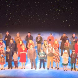 photo of a christmas story the musical new york ny united states - A Christmas Story Musical