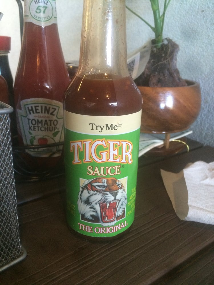 Don 39 t mess with the tiger sauce yelp for South maui fish company