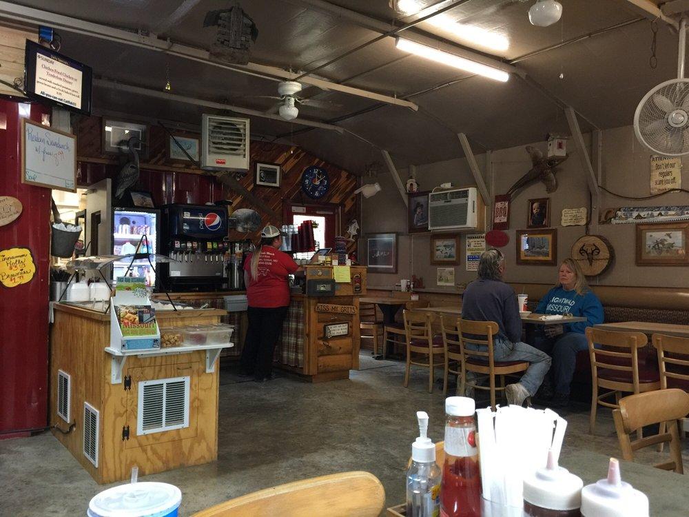 The Cook Shack BBQ & More: 8827 NE Hwy Zz, Osceola, MO