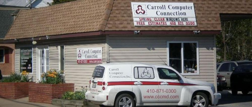 Carroll Computer Connection: 2 S Center St, Westminster, MD