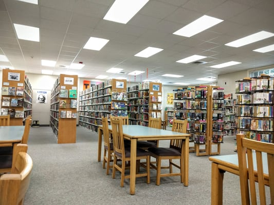 Gaston County Public Library - Belmont - Libraries - 125 N