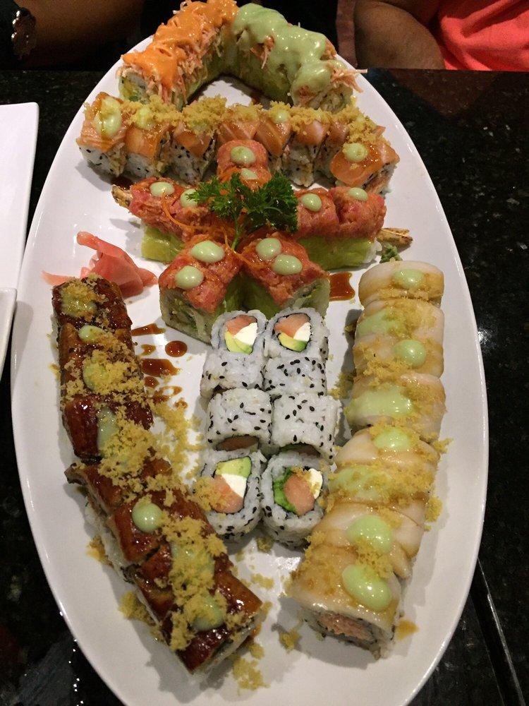 Nihon Sushi Bar: Camino Alejandrino, Guaynabo, PR