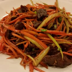 Photo Of China Town   Lubbock, TX, United States. Szechuan Beef