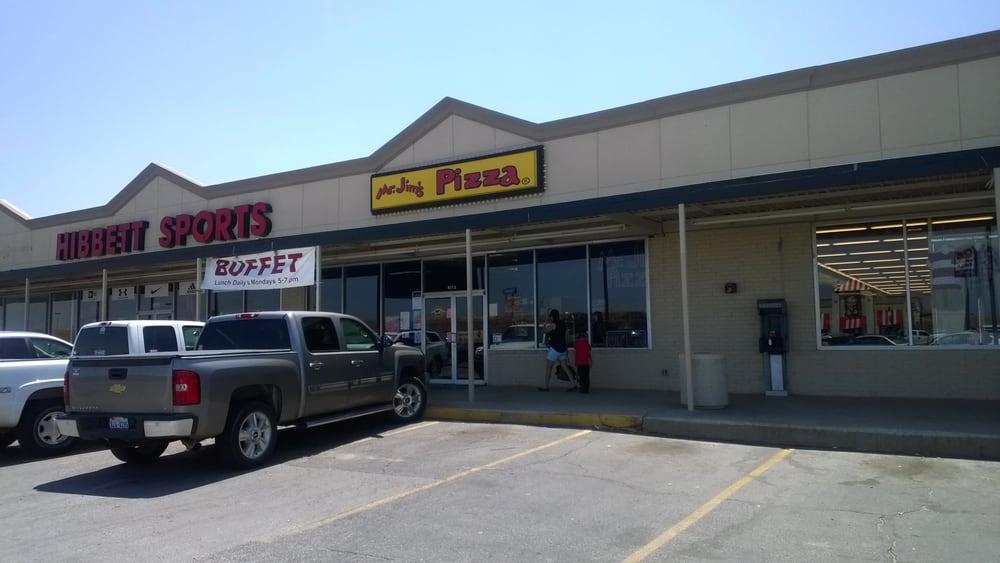 MrJims Pizza of Vernon: 5115 College Dr, Vernon, TX