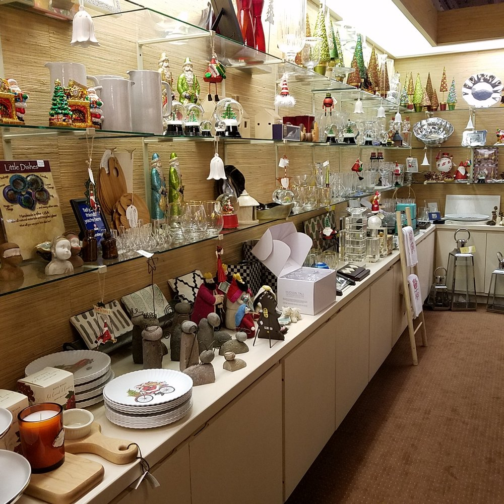 Baker's Fine Gifts & Accessories: 433 Washington St, Columbus, IN