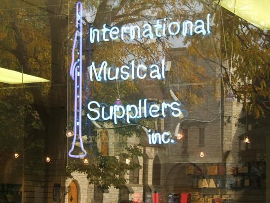 Yelp Reviews for International Musical Suppliers - CLOSED - (New