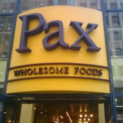 Pax Wholesome Foods New York Ny United States