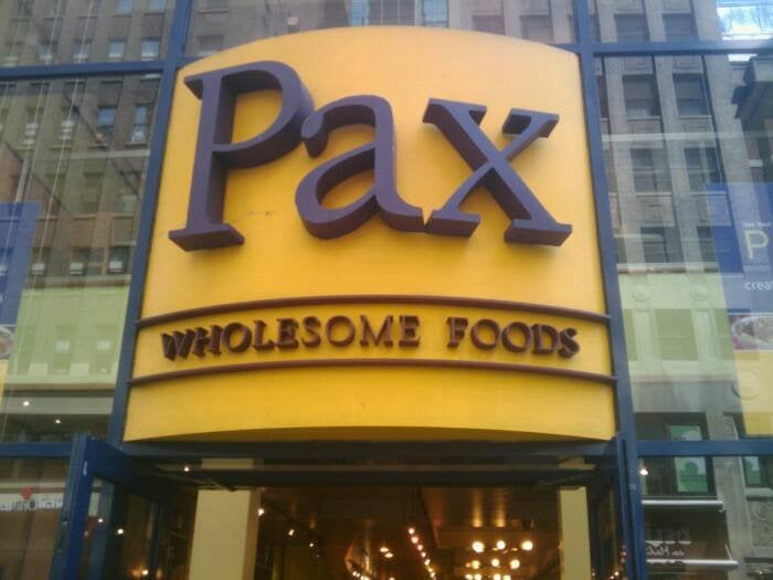 Pax Wholesome Foods Near Me
