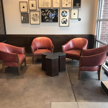 Photo Of Starbucks   Searcy, AR, United States. Comfortable Chairs