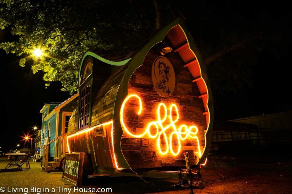 Le Bon Café: 115 Sweeten Creek Rd, Asheville, NC