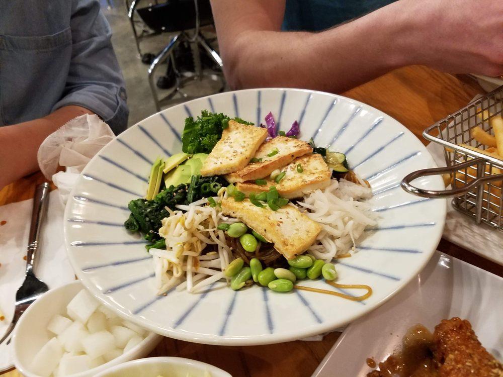 Food from Noori Chicken