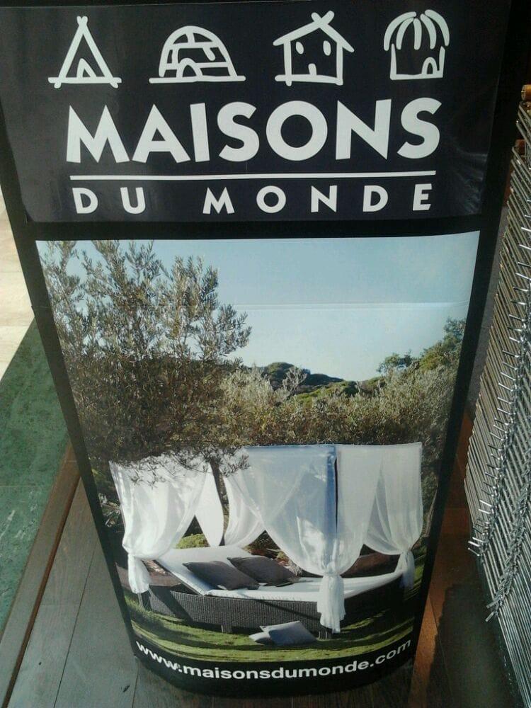 Maisons du monde closed home decor 14 cours du danube serris seine et - Maisons du monde france ...