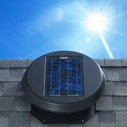 Sola Day Lighting And Photo Of Light Benders Beaverton Or United States Solar Star Attic Fan