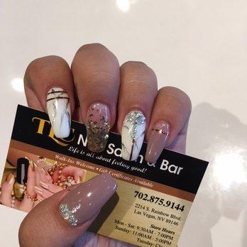 Tlc nail salon and bar 286 photos 62 reviews nail for 24 nail salon las vegas