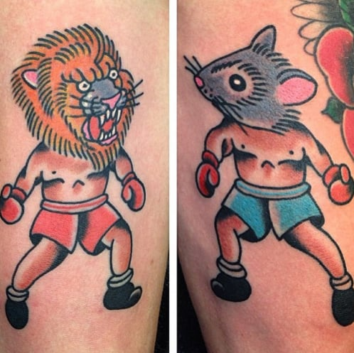 No Surrender Tattoo: 12924 W Sunset Hwy, Airway Heights, WA