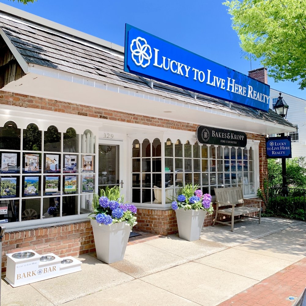 Lucky to Live Here Realty: 129 Main St, Cold Spring Harbor, NY