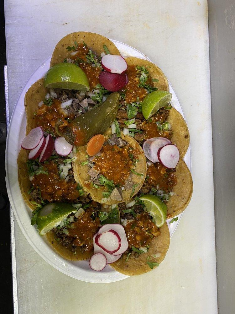 Keyes Tacos El Hidaguense 21: 5467 7th St, Keyes, CA