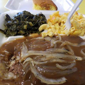 Francina S Soul Food Kitchen Spartanburg Sc