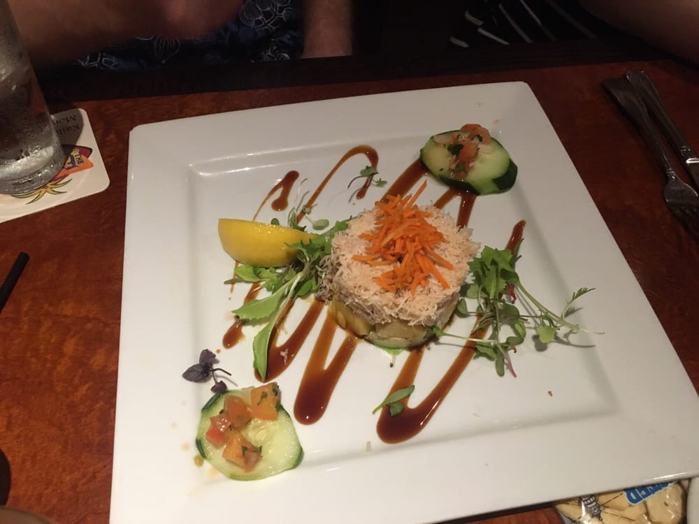 Appetizer crab yelp for The fish hopper