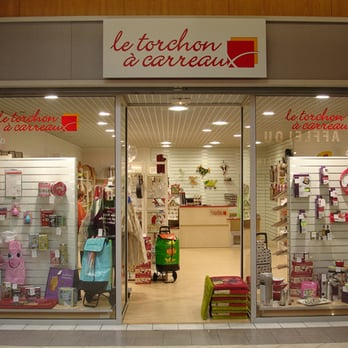 Le torchon carreaux maison jardin 4 rue diderot for Magasin le torchon a carreaux