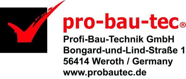 Pro Bau Tec pro bau tec profi bau technik bongard und lind str 1 weroth
