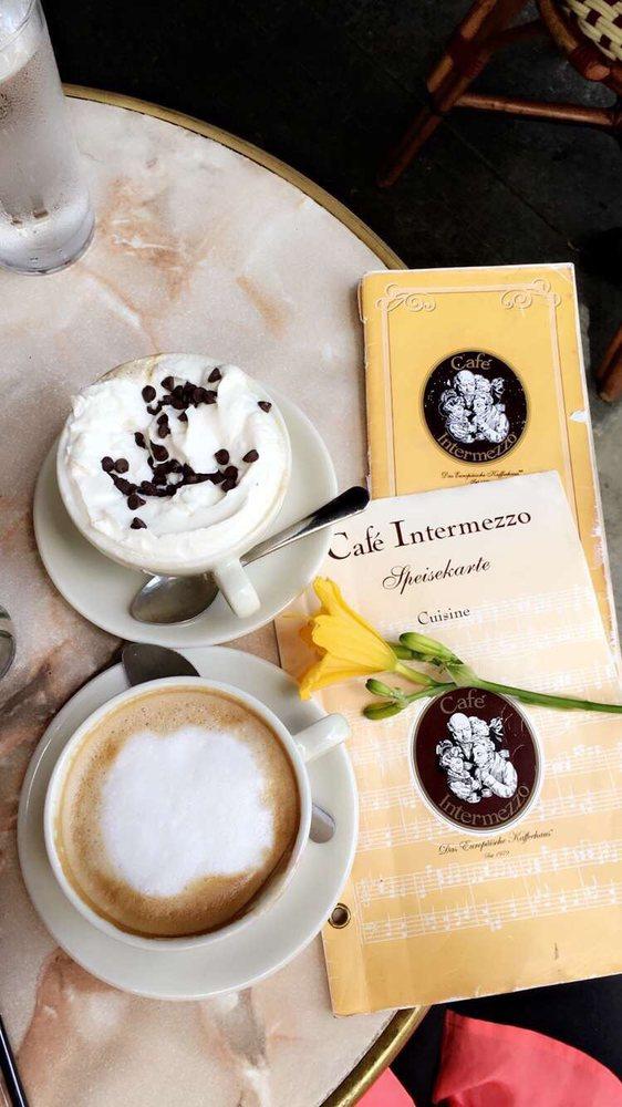 Cafe Intermezzo - Midtown: 1065 Peachtree St NE, Atlanta, GA