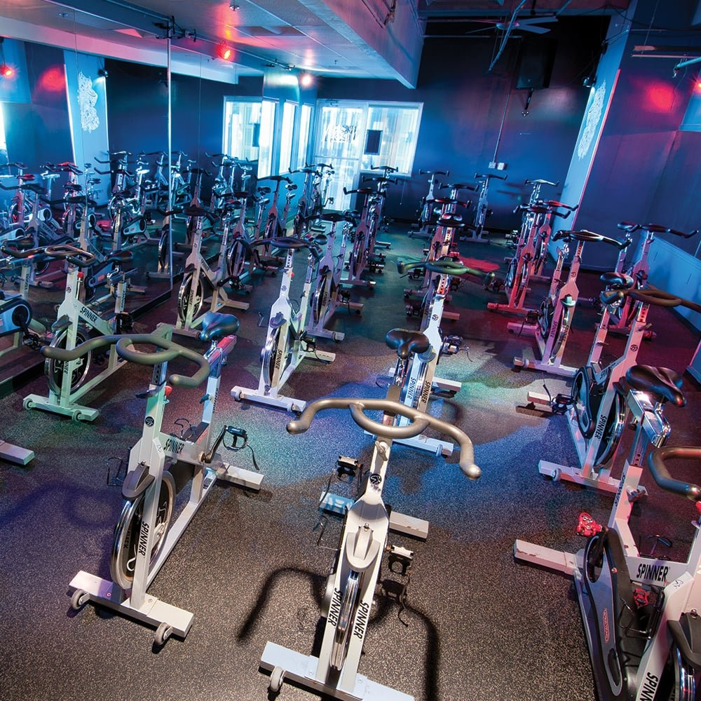 Crunch Fitness - Tysons Corner