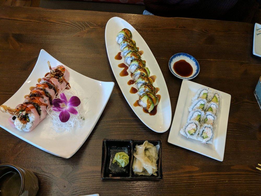 Hana Sushi: 30098 Haun Rd, Menifee, CA