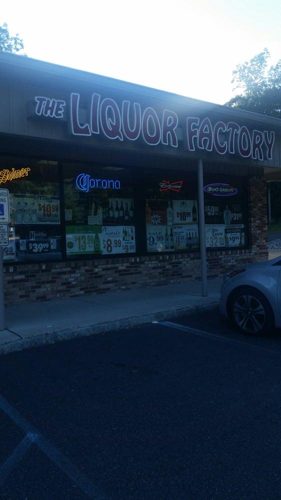 Liquor Factory: 128 Lakeside Blvd, Hopatcong, NJ