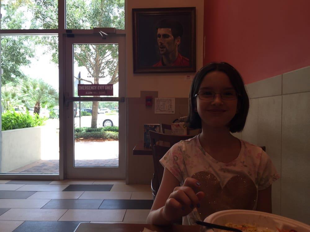 Kid Friendly Restaurants Wellington Fl