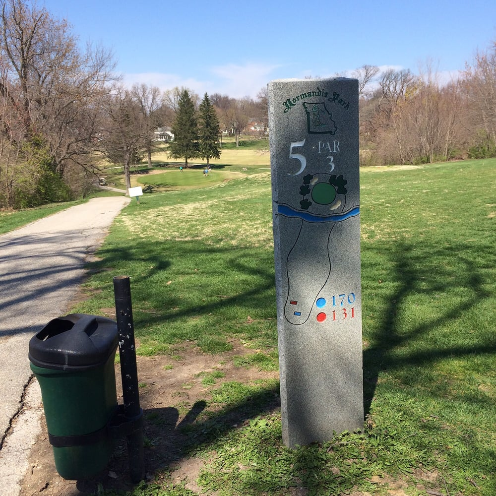 Normandie Golf Club: 7605 Saint Charles Rock Rd, Saint Louis, MO