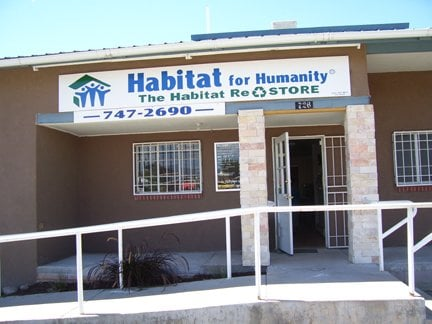 Habitat For Humanity & Restore: 726 Riverside Dr, Espanola, NM